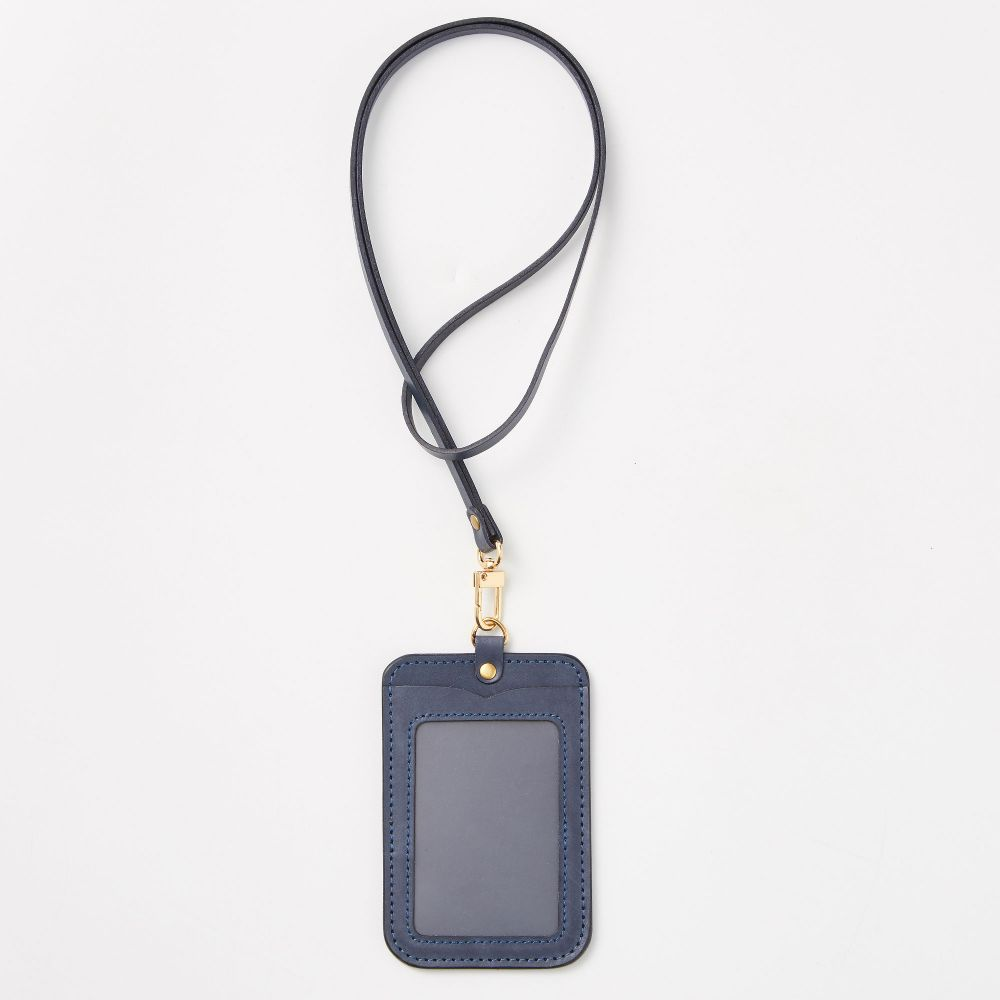 直式證件夾 NS ID Holder / 灰藍 Gray Blue
