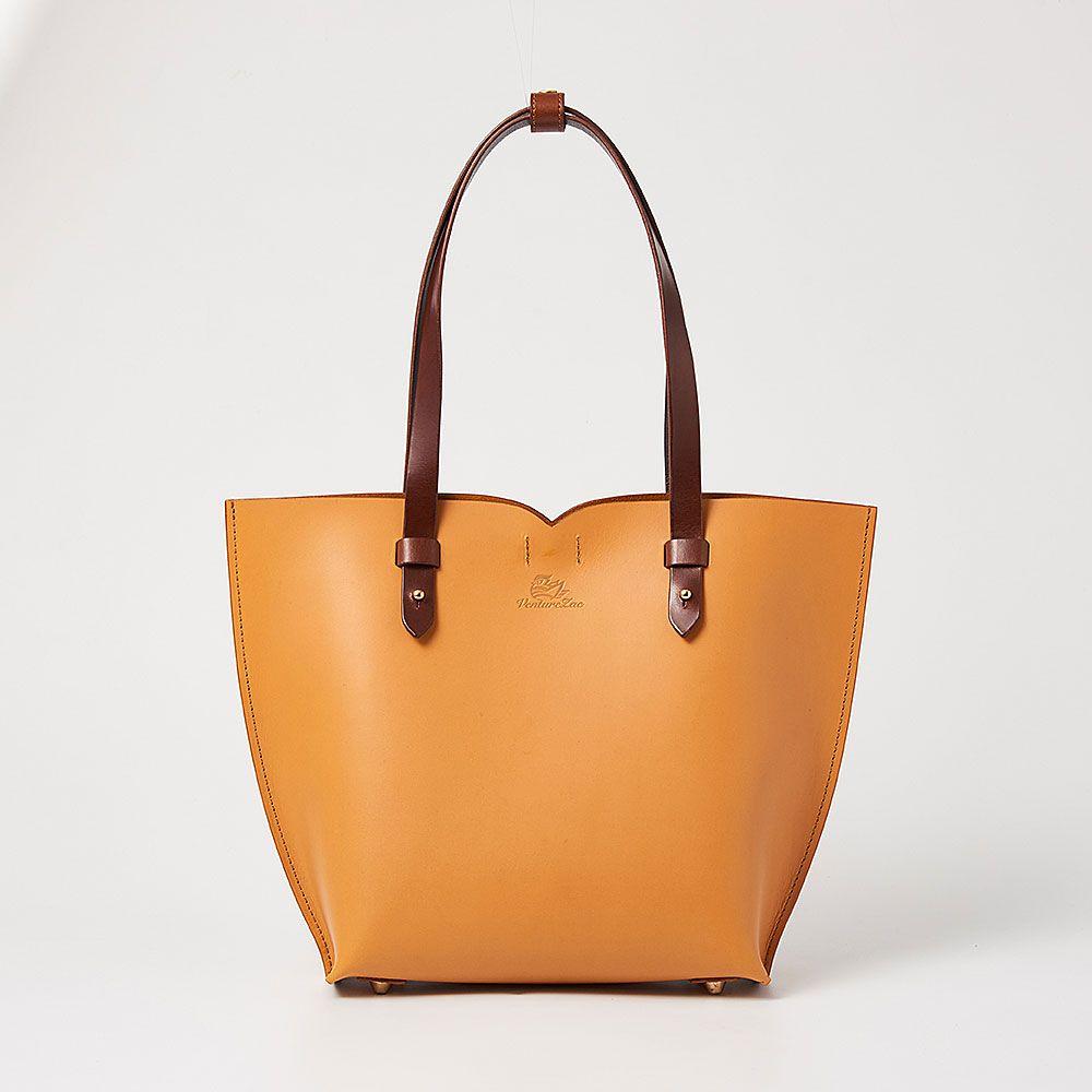 經典托特包 Classic Tote Bag / 黃棕 Tan